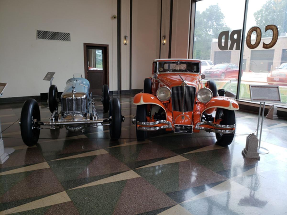 Image - Auburn Cord Duesenberg Automotive museum