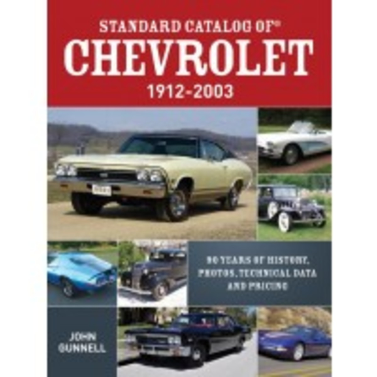 The Standard Catalog of Chevrolet