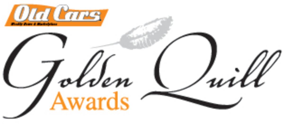 OCW Golden Quill Logo