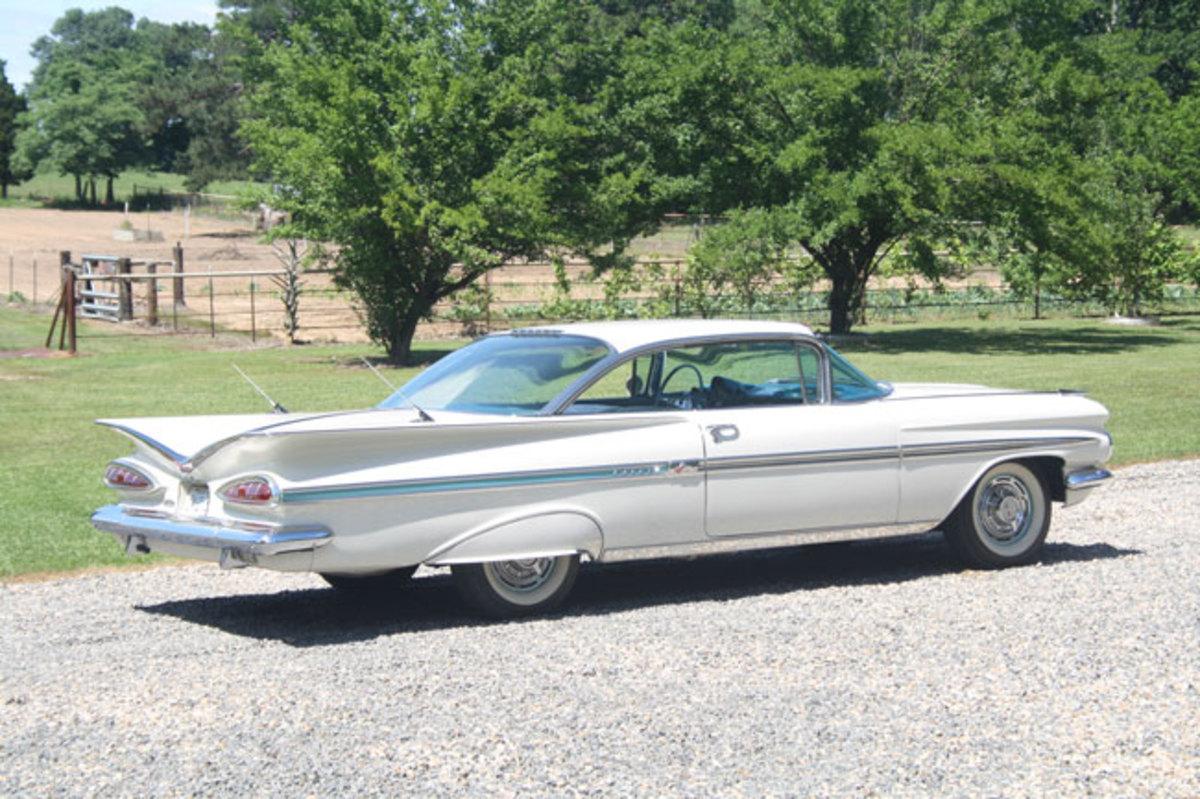 Kekurangan Impala 1959 Murah Berkualitas