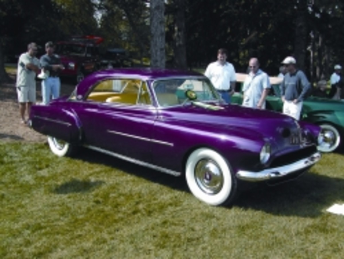 Oldsmobile-based 'The Polynesian'