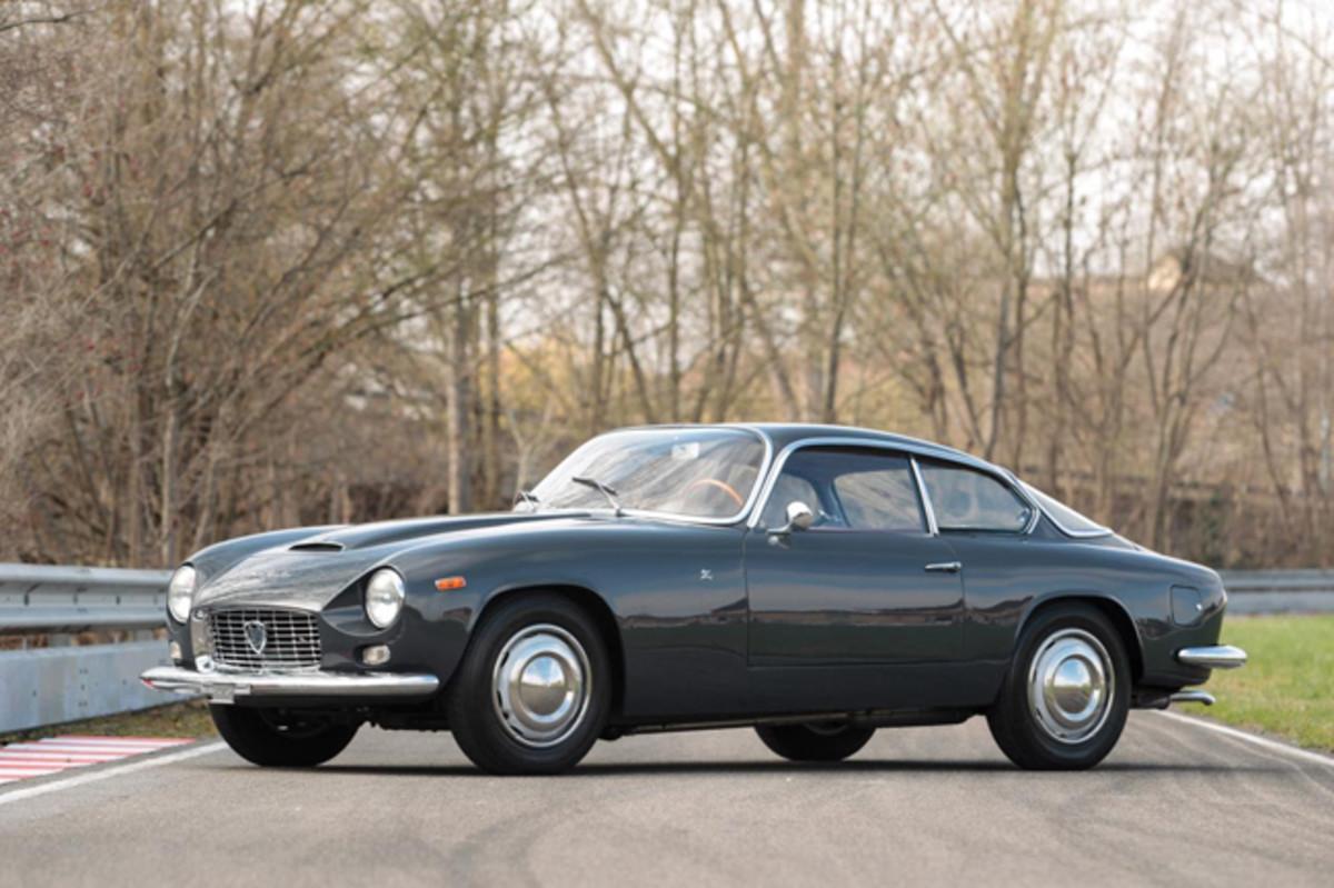 1966 Lancia Flaminia Super Sport 3C 2.8 by Zagato (Cymon Taylor © 2019 Courtesy of RM Sotheby's)