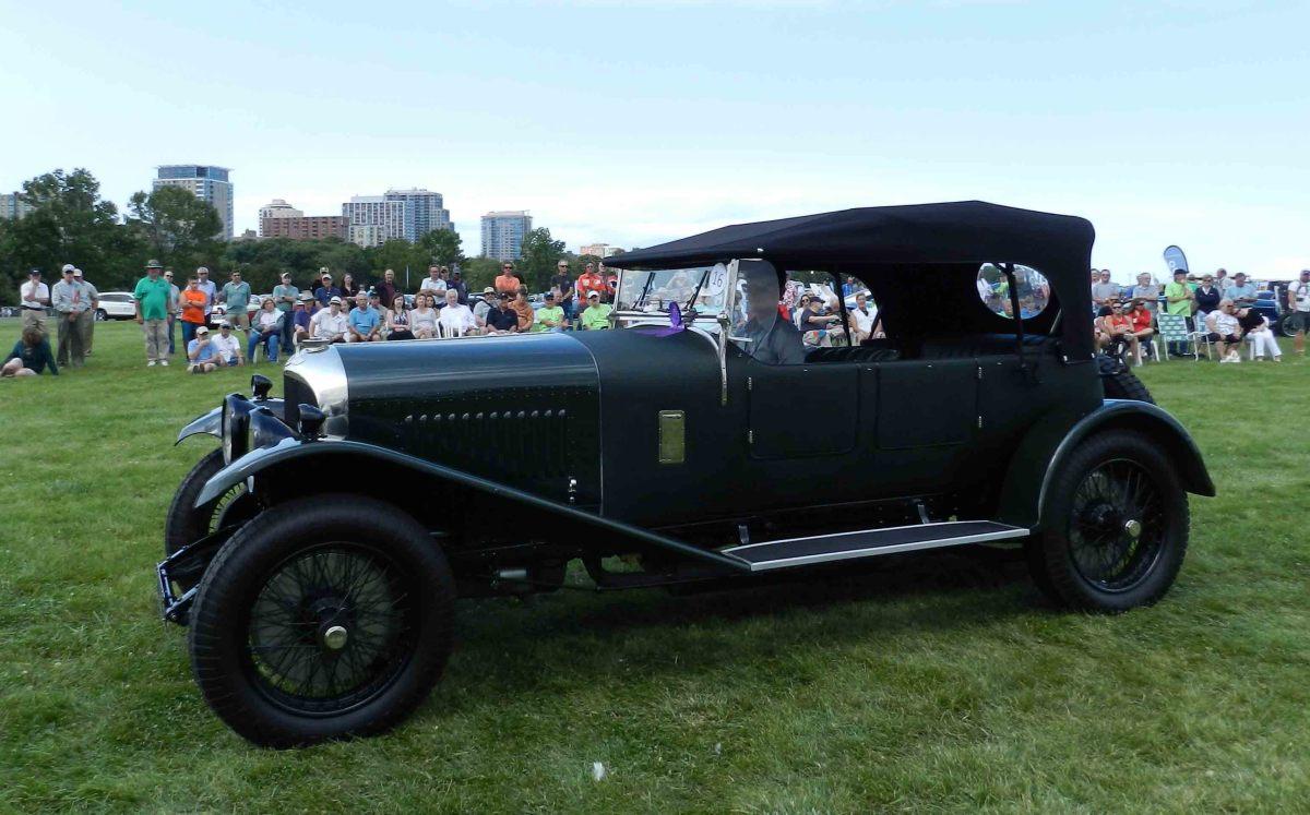 Best Pre-War 1928 Bentley Vanden Plas