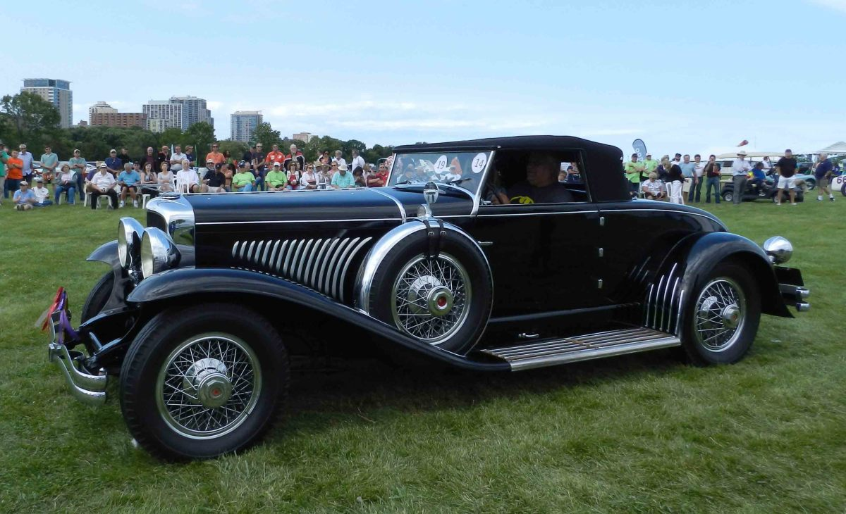 Best of Show-Elegance 1929 Duesenberg