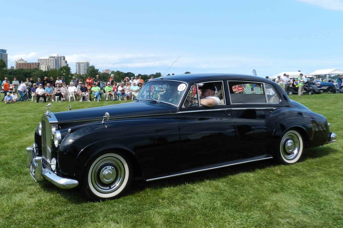 Most Elegant Closed-Late 1962 Rolls Royce