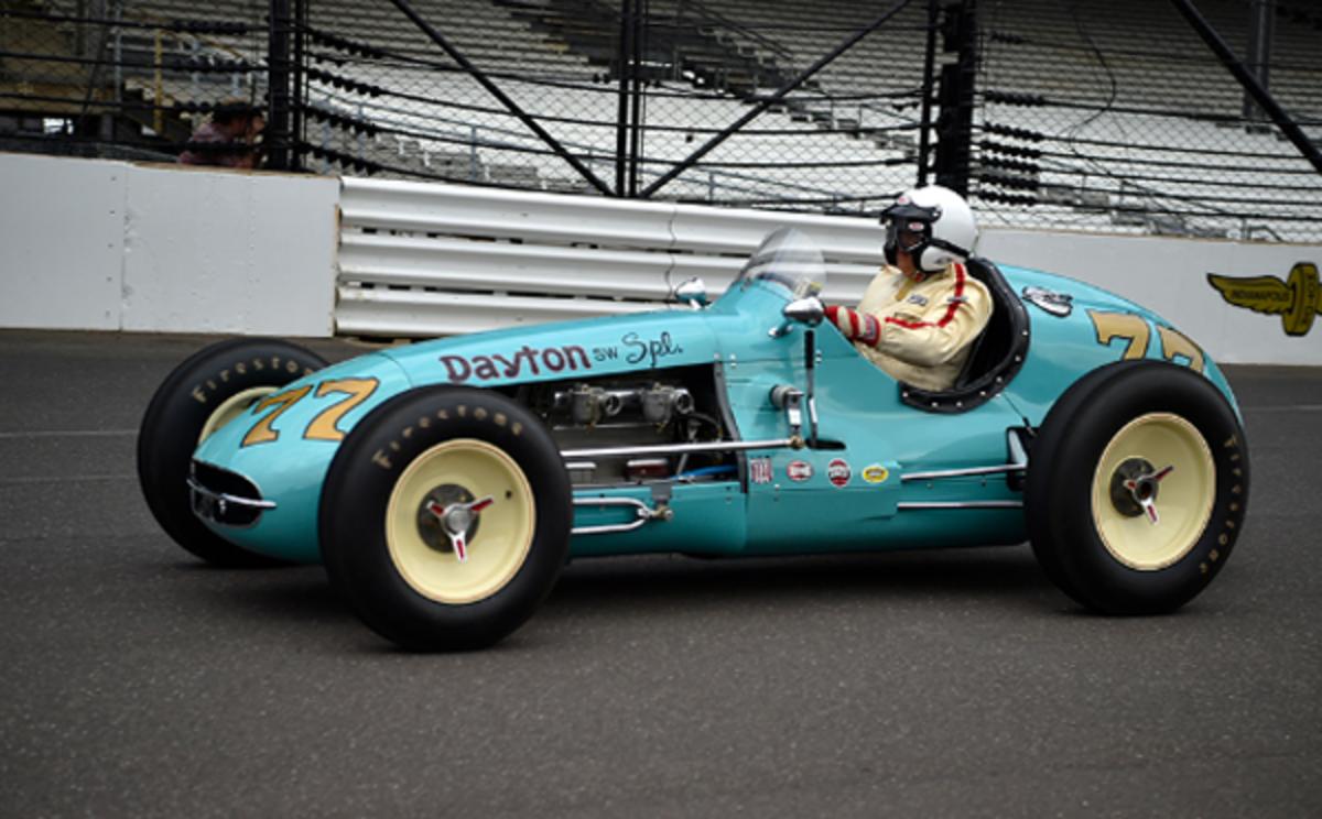 Image- Indianapolis Motor Speedway Museum