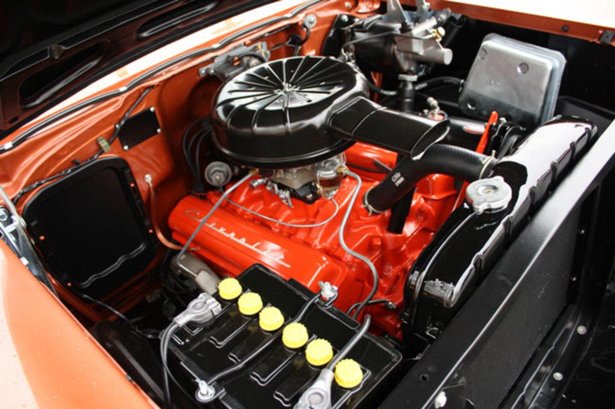 1957-Bel-Air-engine2