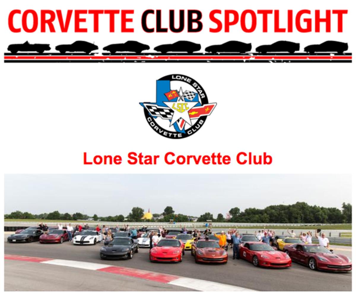 Corvette Club Spotlight