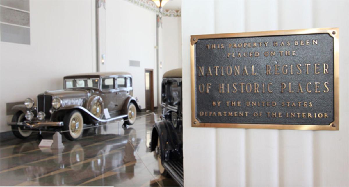 photo - Auburn Cord Duesenberg Automobile Museum