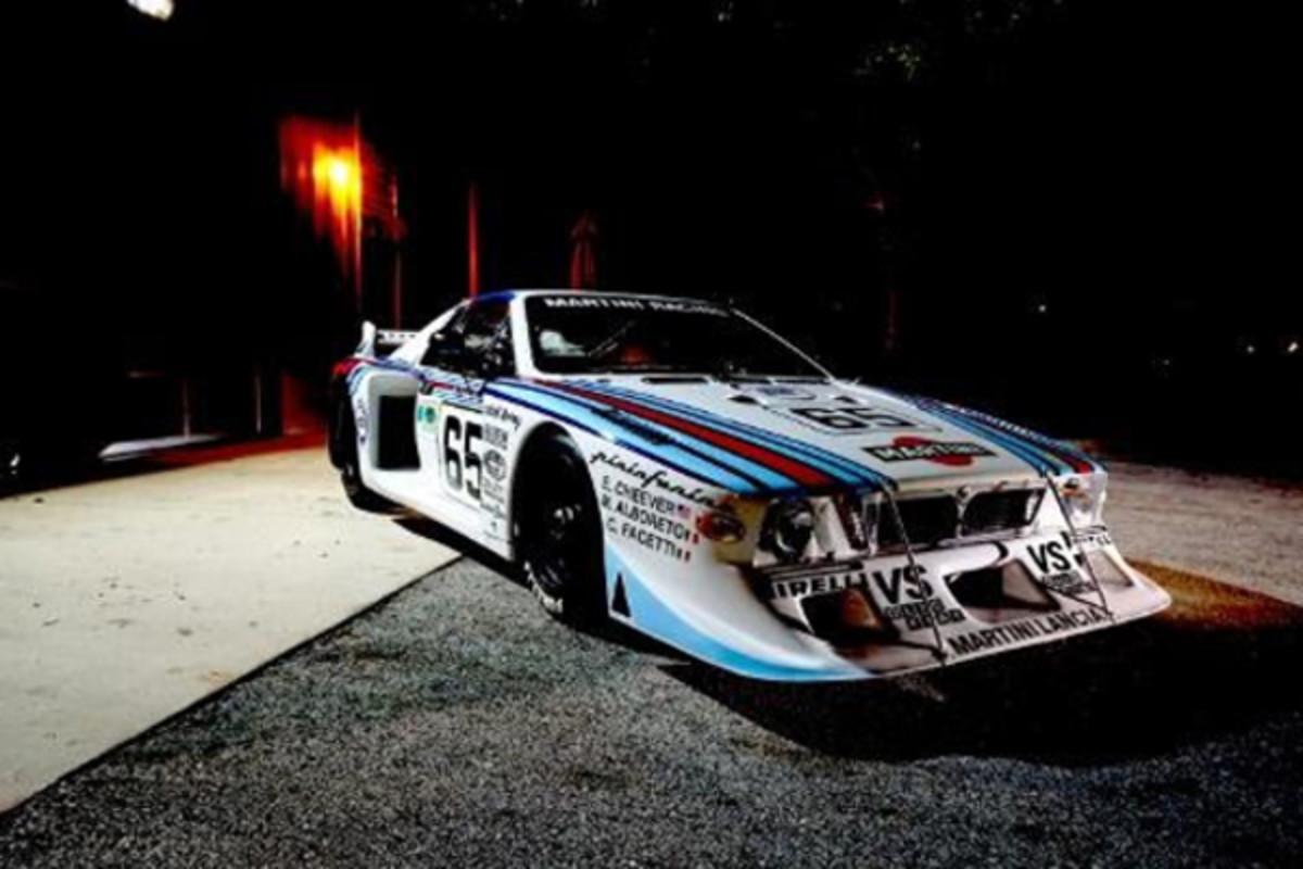 Race Car 3qtrs