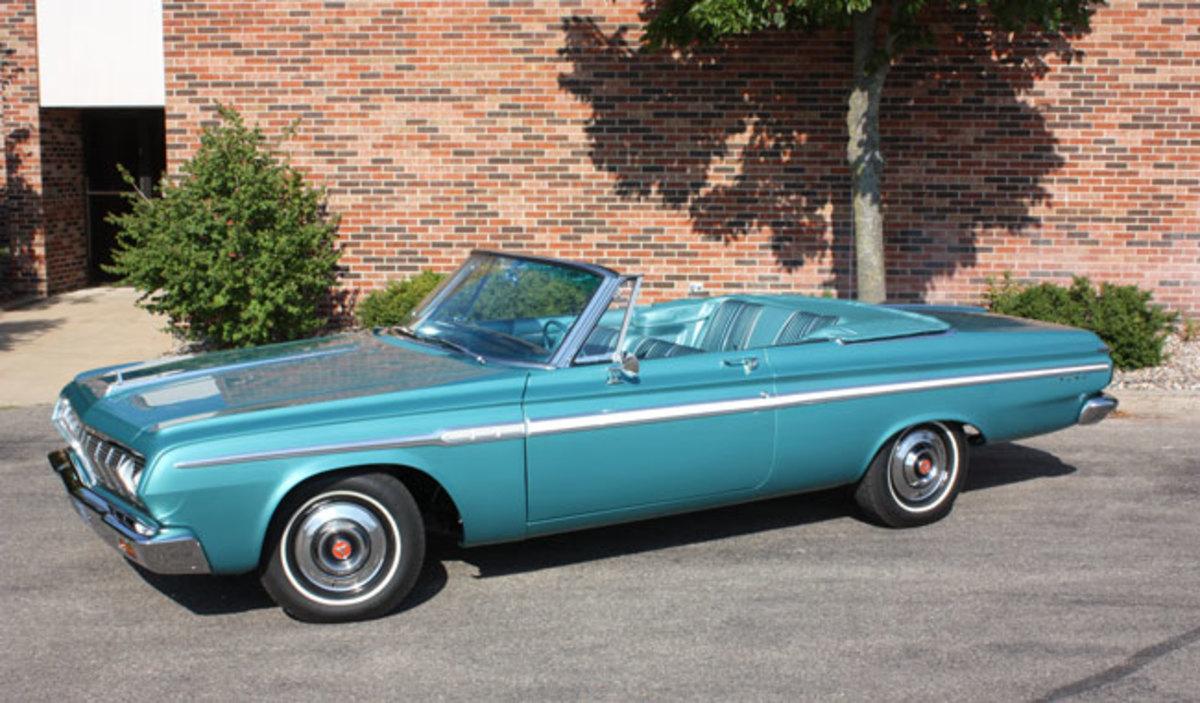 1964-Plymouth-Fury-profile