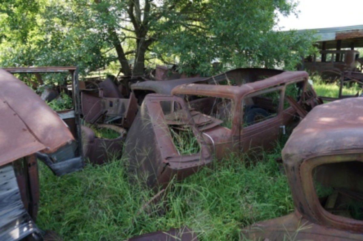 MOrris Ford bodies