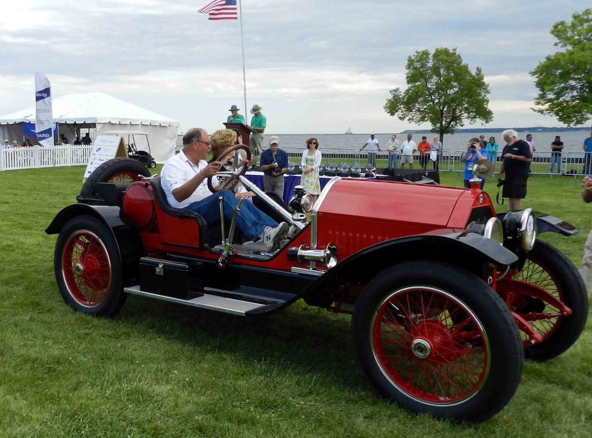 Most Sporting Open-Early 1914 Stutz