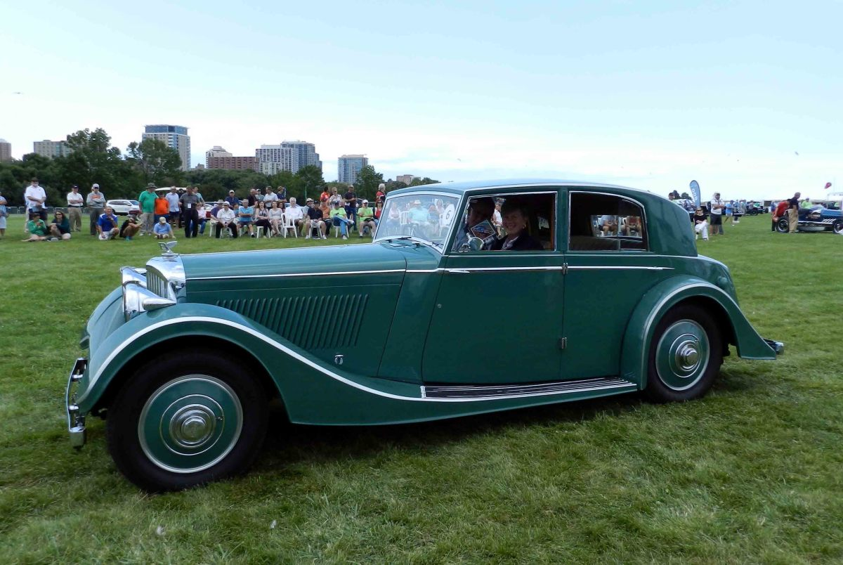 Most Sporting Closed-Early 1938 Bentley