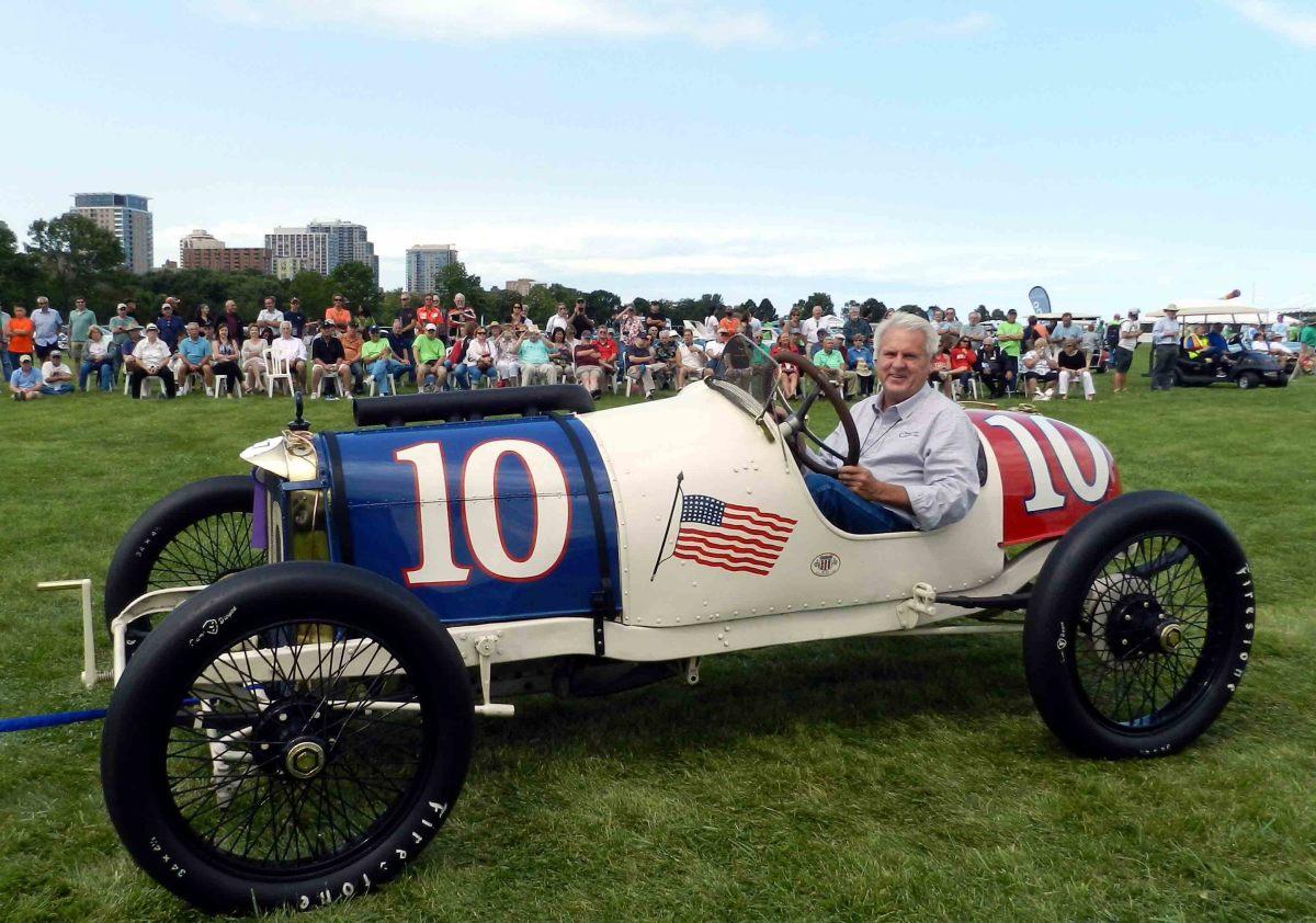 Best Representation of Speed-Then 1914 Duesenberg