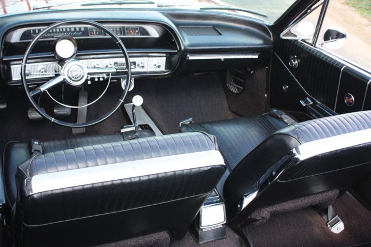 1964-Impala-SS-interior1