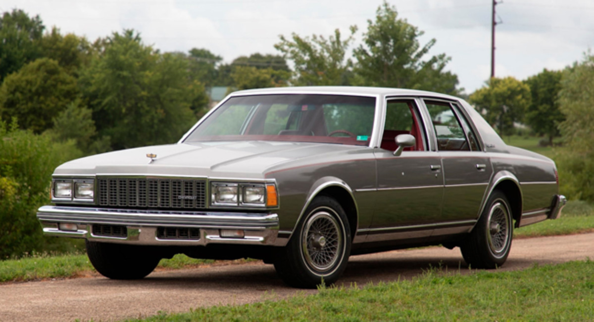 1979 Chevrolet Caprice Photo - Mecum