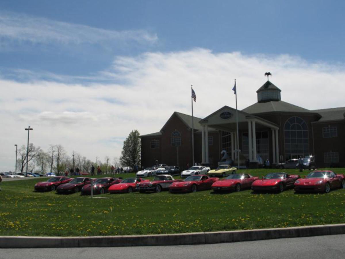 Little Red Corvettes