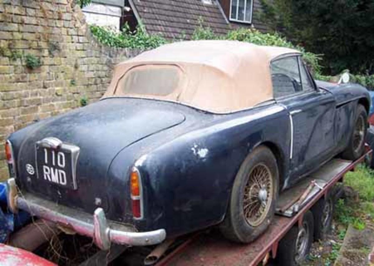 Aston Martin Barons sale 2