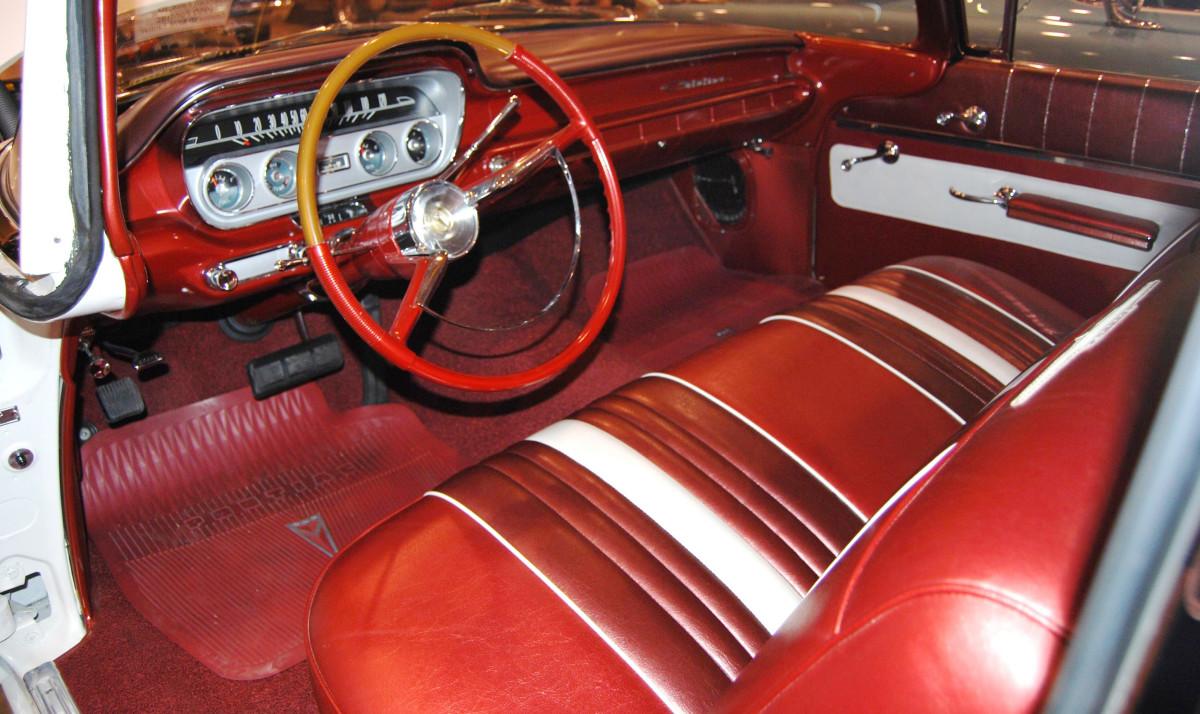 1960 Pontiac racer-7