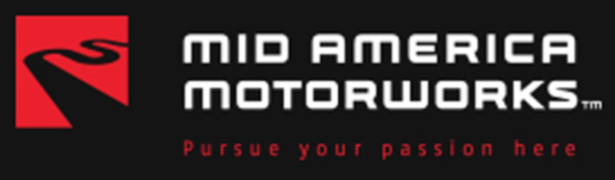 Mid America Motorworks logo