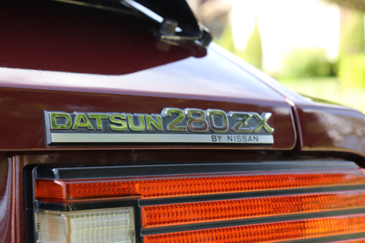 In 1982, Nissan was still using the Datsun name, but it was on its way out.