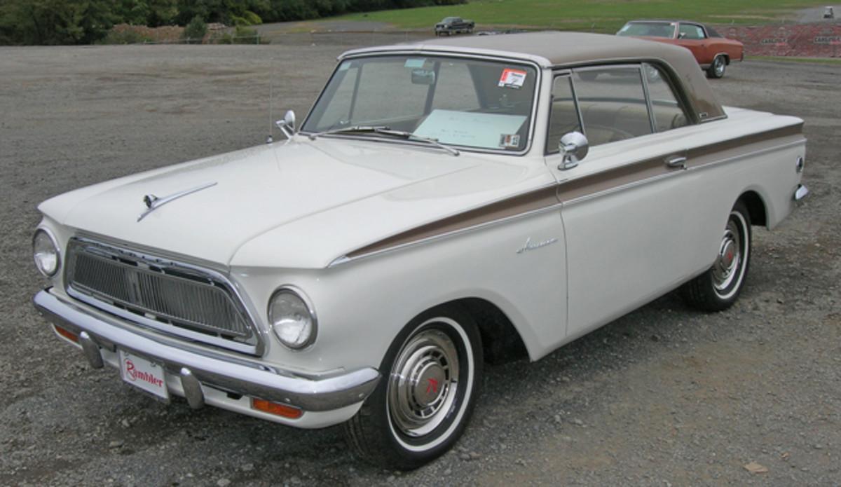 1963 Rambler American 440-H