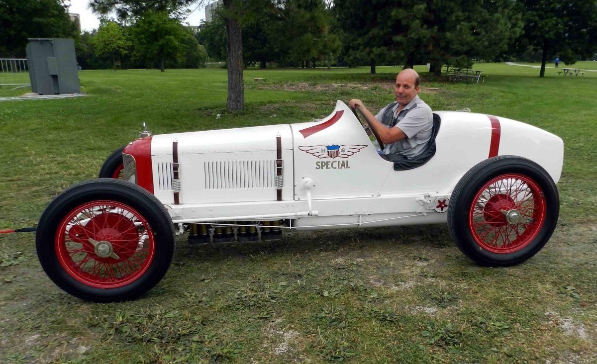 3rd Race Cars 1923 Miller