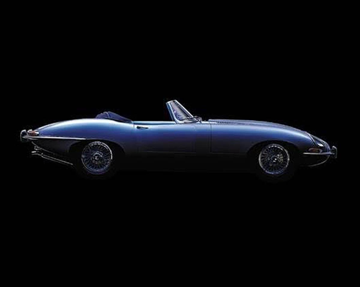 Jaguar's E-Type