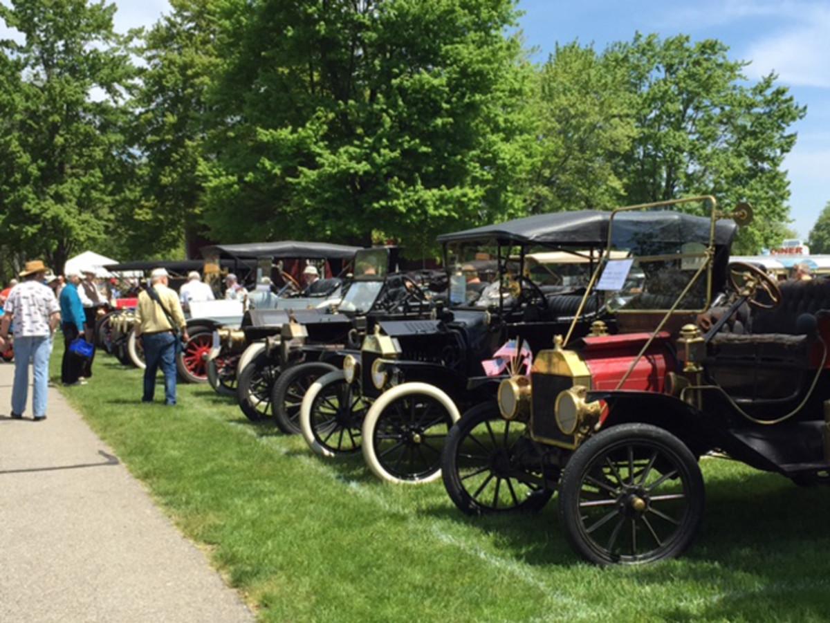 Early era cars 1