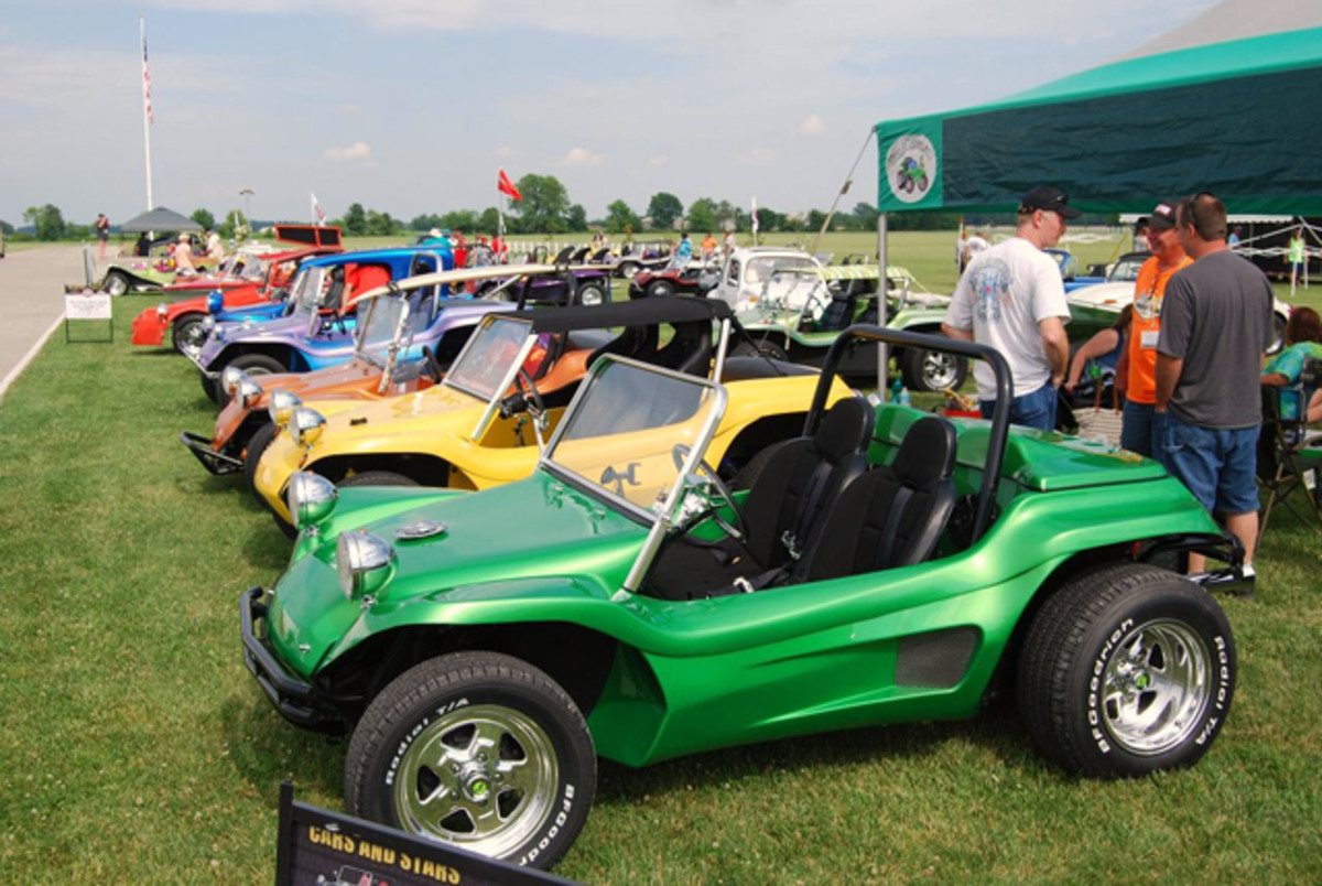 Interest in dune buggies is very high and prices are trending up.