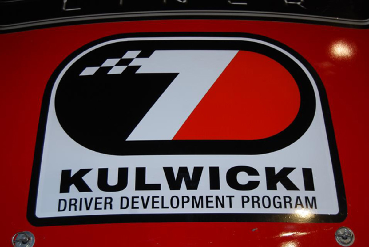 The Kulwicki Driver Development Progam is aimed at helping seven up and coming young racing car drivers nationwide. Seven was Kulwicki's number.