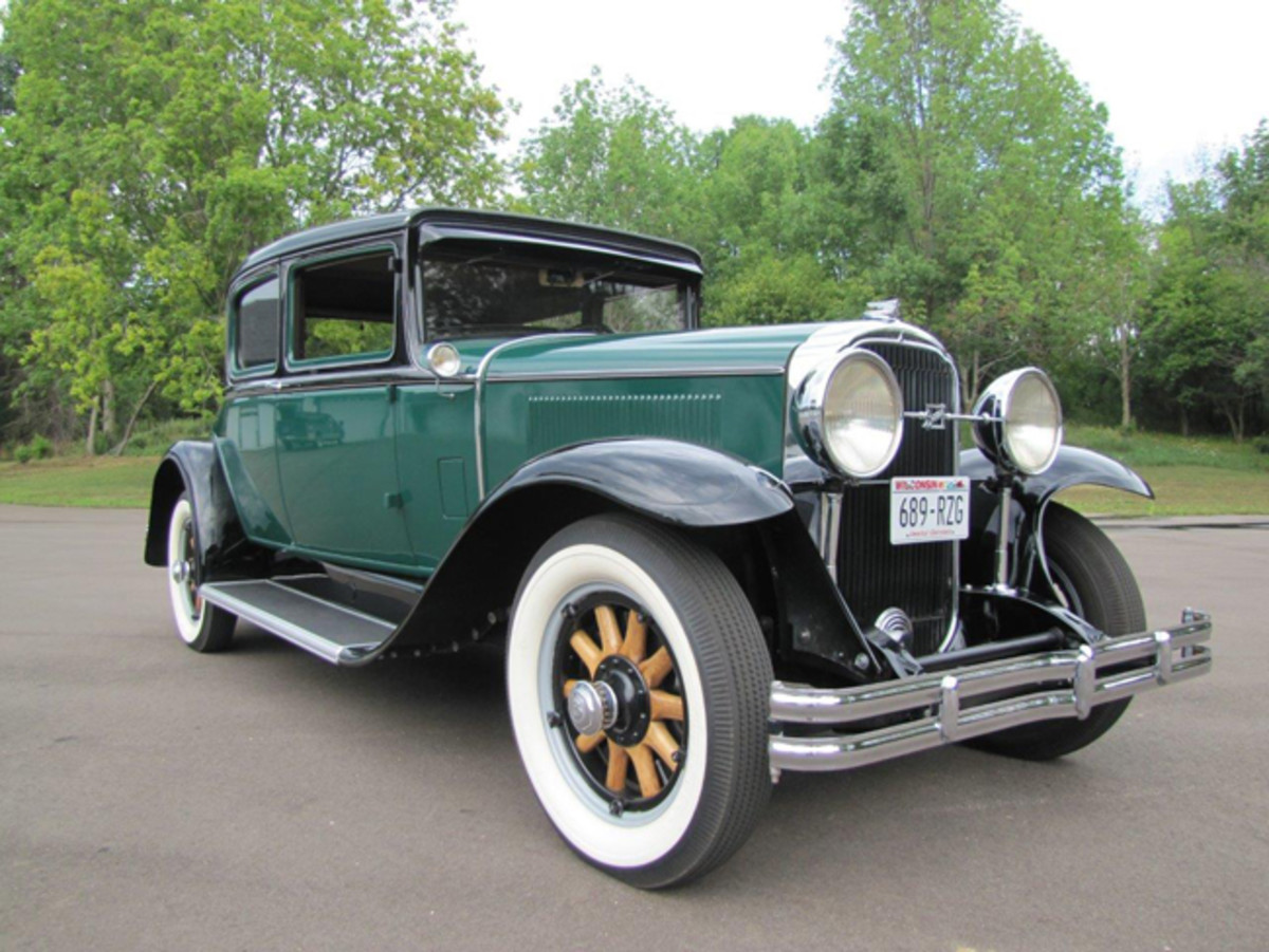 Buick 1931 sm