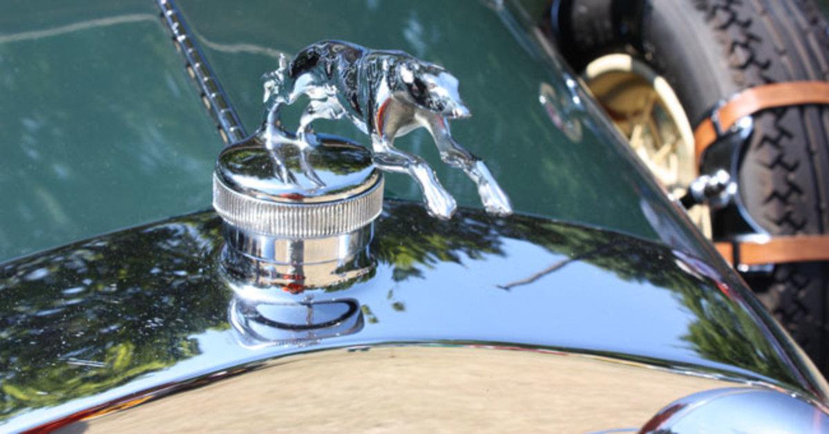 1928-Lincoln-ornament