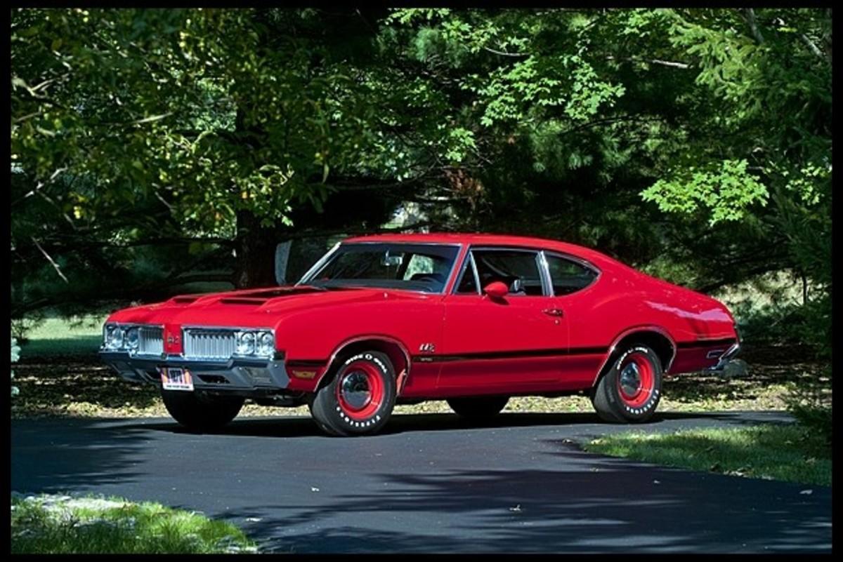 1970 Pontiac GTO, Lot S153