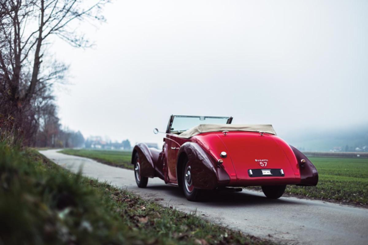1938 Bugatti Type 57C Stelvio © 2019 Courtesy of RM Sotheby's