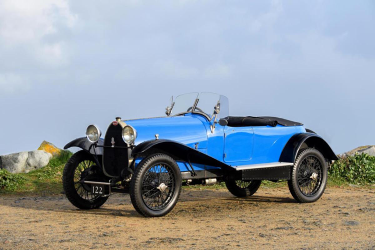 1925 Bugatti Type 23 – Tim Scott © 2019 Courtesy of RM Sotheby's