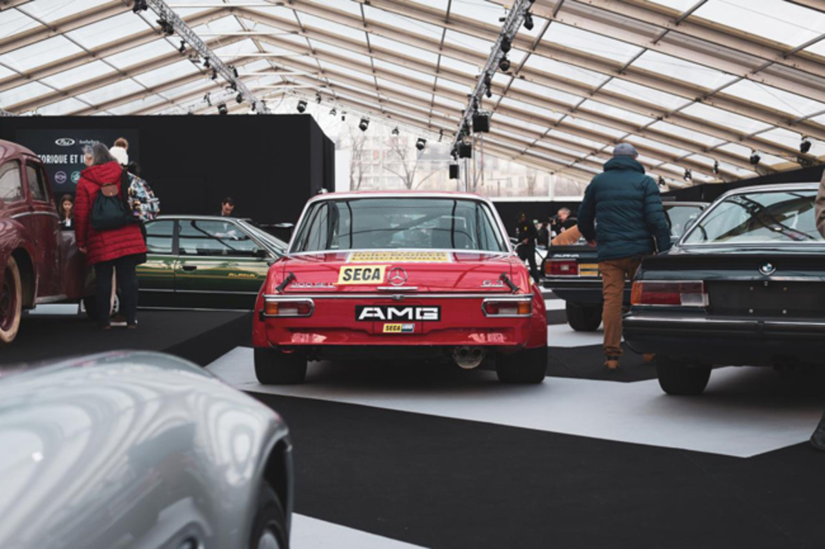 Photo - Tom Gidden © 2020 Courtesy of RM Sotheby's