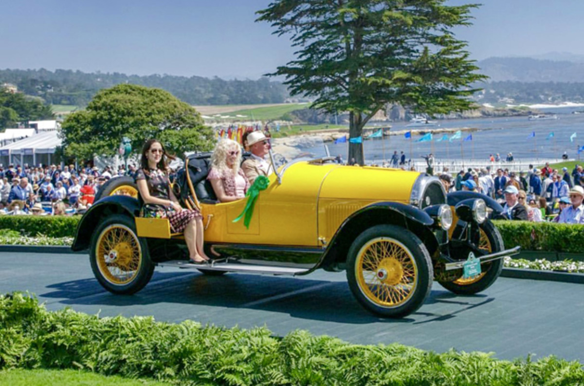 Image - Kimball Studios/Pebble Beach Concours d'Elegance
