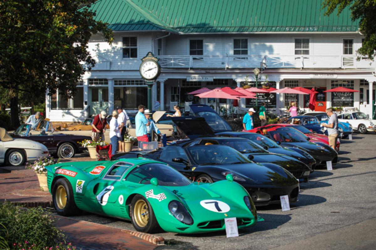 Photo - Sandhills Motoring Festival