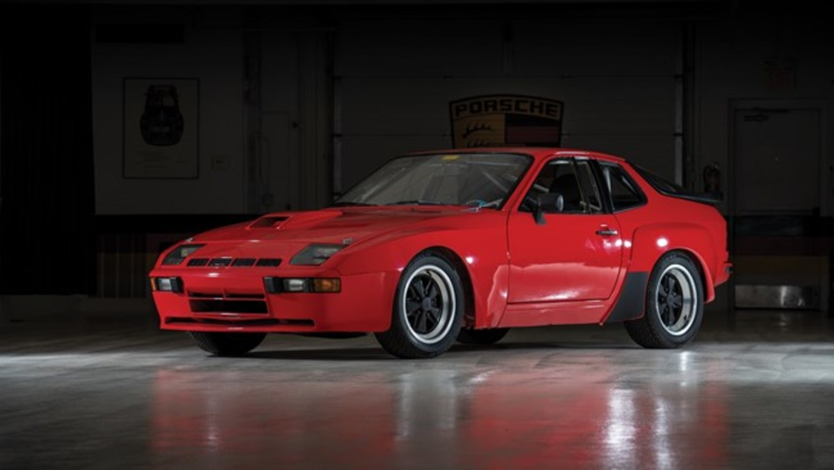 1981 Porsche 924 Carrera GTS Clubsport - Chassis No. WP0ZZZ93ZBS710038 Sold for $357,000. Photo - RM Sotheby's