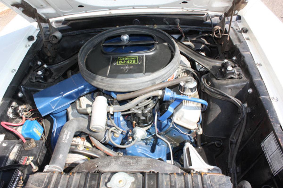 1969-Eliminator-engine
