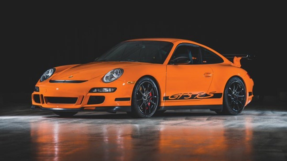 2007 Porsche 911 GT3 RS - Chassis No. WP0AC29997S792527 Sold for $184,800. Photo - RM Sotheby's