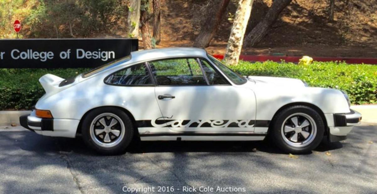 74 911 Carrera Porsche