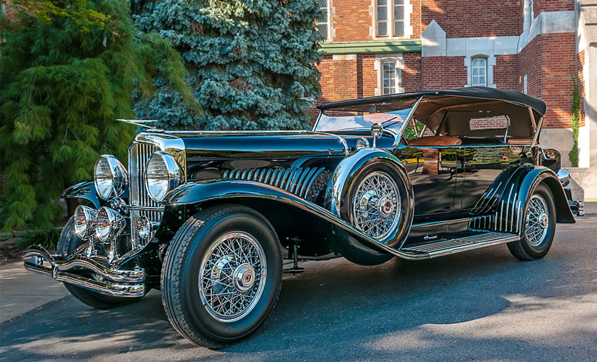 http://www.oldcarsweekly.com/wp-admin/post.php?post=83651&action=edit&message=12012 Glenmoor Gathering Best of Show – 1929 DUESENBERG J PHAETON BY MURPHY. Owned by Charles Letts Jr. of Bloomfield Hills, Mich.