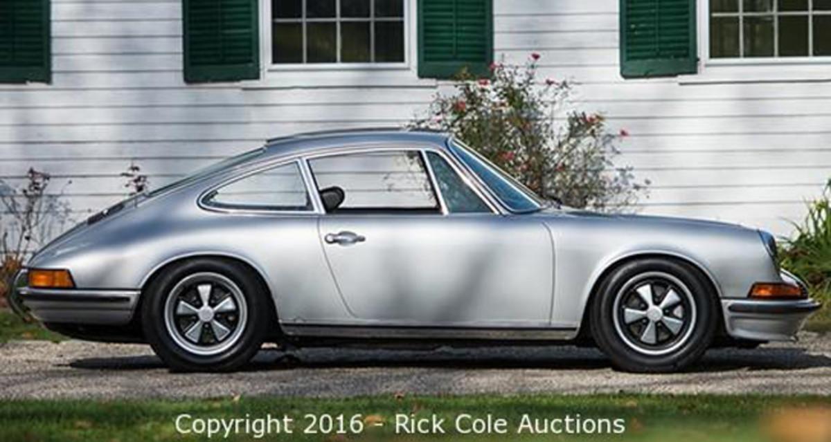 73 911S Porsche