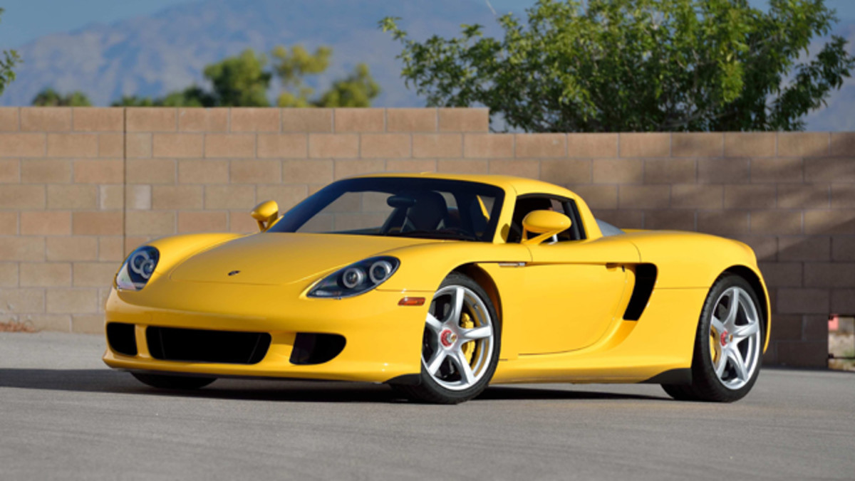 2005 Porsche Carrera GT - Mecum photo