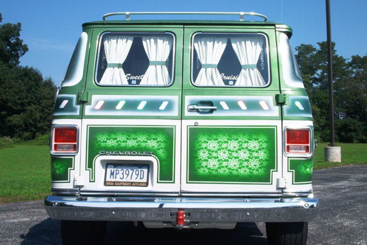 1974-Chevy-Van-rear