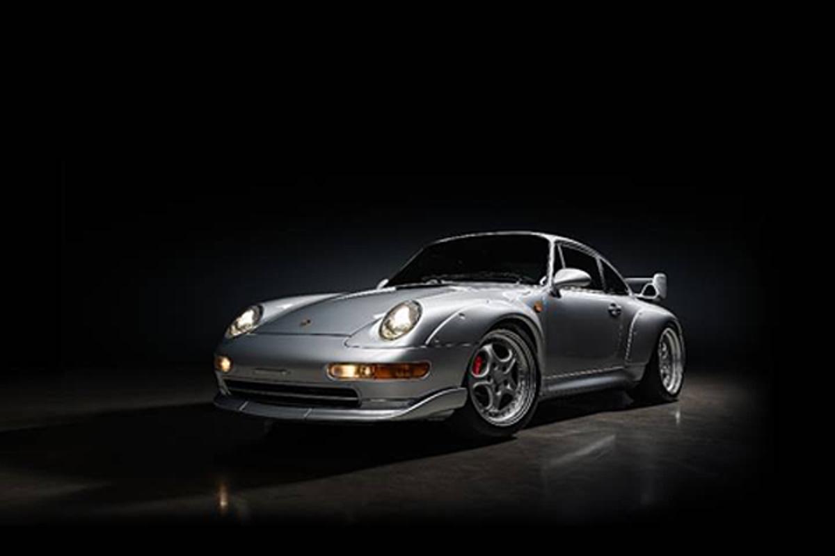 1996 Porsche 911 GT2 (Jeremy Cliff © 2020 Courtesy of RM Sotheby's)