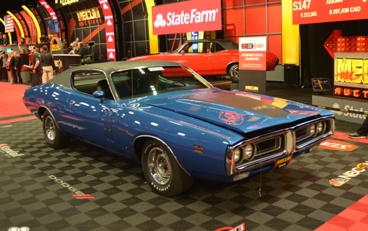 1971 Dodge Charger RT Hemi
